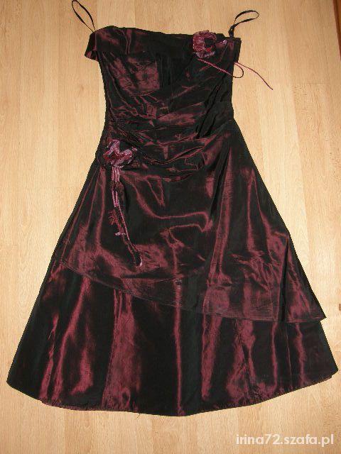 JULIA balowa sukienka na różne okazje XS S...