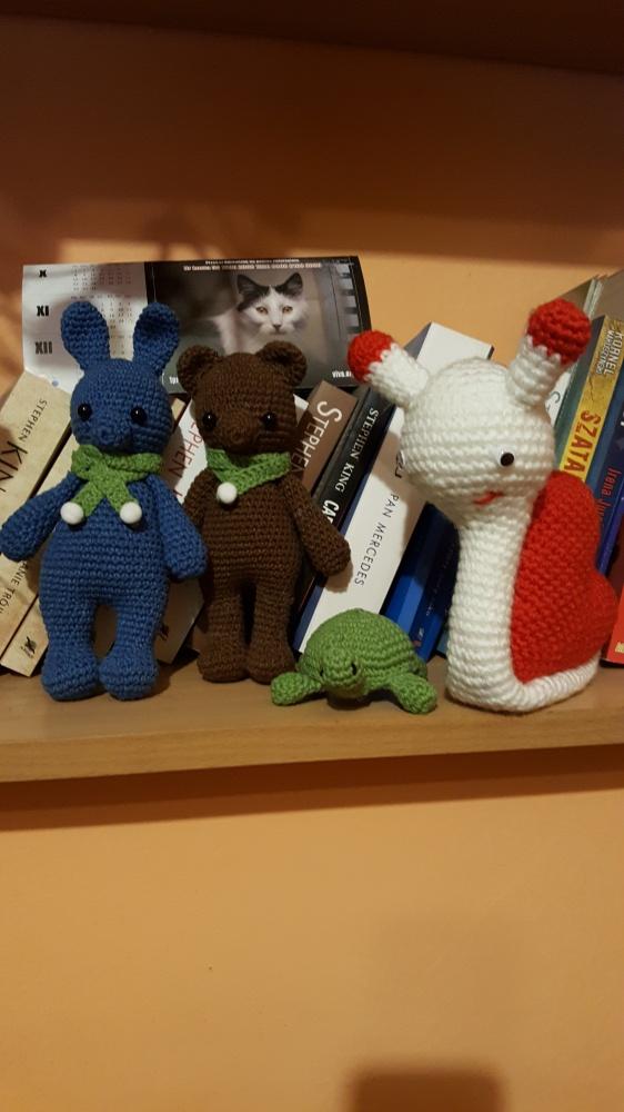 Zabawki pluszak