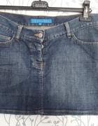 Spódniczka mini Fcuk jeans 38...