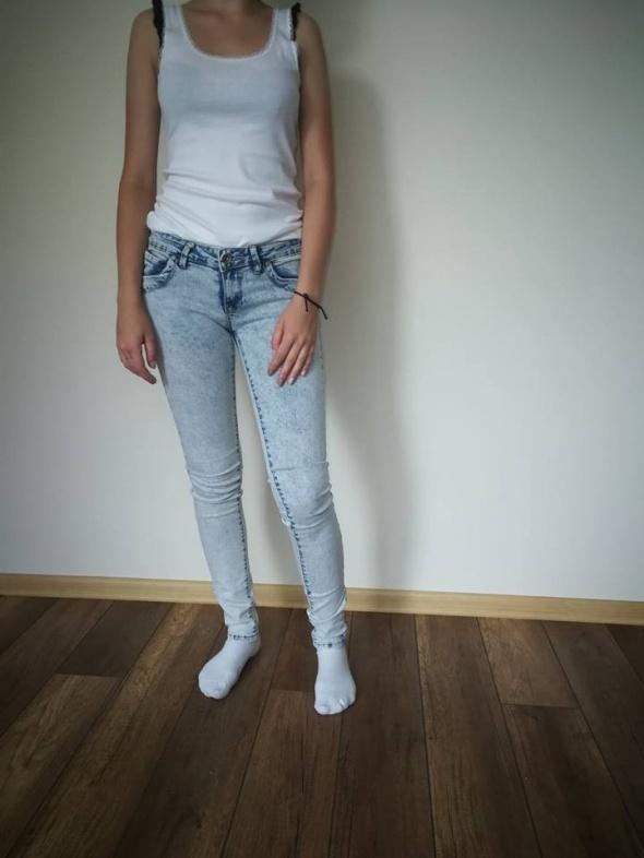 Spodnie spodnie marmurki xss