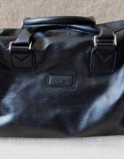 Czarna duża torba New Yorker Amisu torebka XXL
