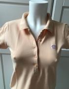 Pomarańczowa koszulka polo rozmiar M...