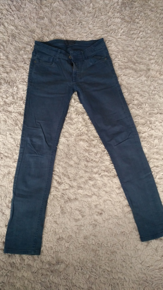 Spodnie Bershka rurki...