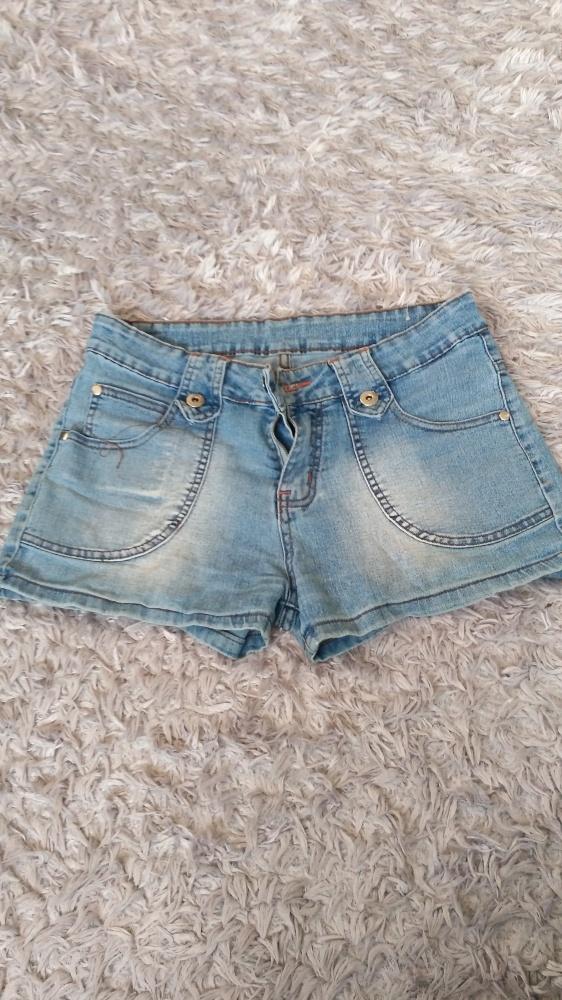 Spodenki Spodenki jeans szorty