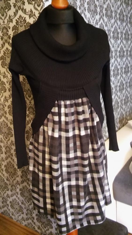 Suknie i sukienki Sukienka z dzianiny ciążowa
