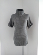 Szara sukienka XS S M M&S...