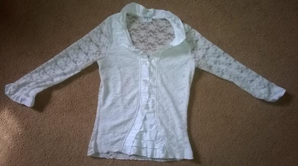 koronkowa elegabcka bluzeczka