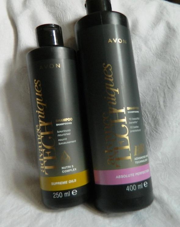 Advance Techniques Nutri5 szampon do włosów2 sztuki