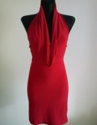 Czerwona sukienka SM Kiah