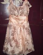 Przepiękna suknia rozmiar 38