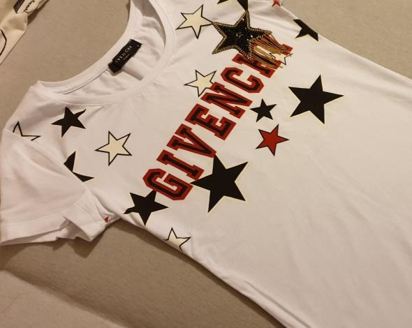 T-shirt Koszulka bluzka biała Givenchy NOWA r S