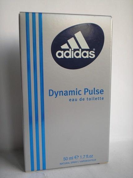 Męska woda toaletowa Adidas Dynamic Pulse 50 ml...