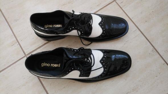 Półbuty Gino Rossi jak nowe 365...