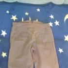 Spodnie ciążowe brązowe