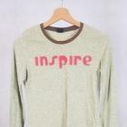 Zielona bluzka cropp M