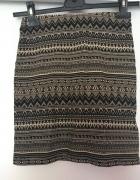 Tally Weijl XS aztec aztecka azteckie wzory mini...