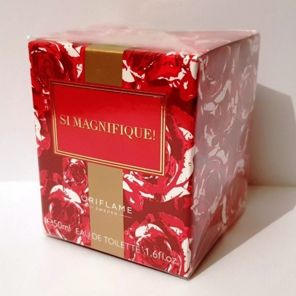 Si Magnifigue Oriflame edt