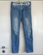 Oryginalna spodnie rurki jeansowe marki Hello Baby