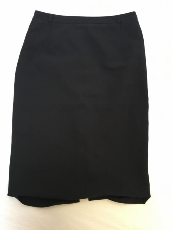Spódnice Ołówkowa czarna spódnica
