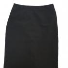 Ołówkowa czarna spódnica