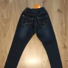 Nowy komplet dziewczecy bluzeczka i jeansy 110