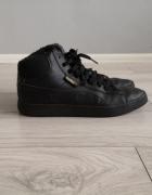 Buty sneakersy skórzane Puma Smash v2 mid 46...