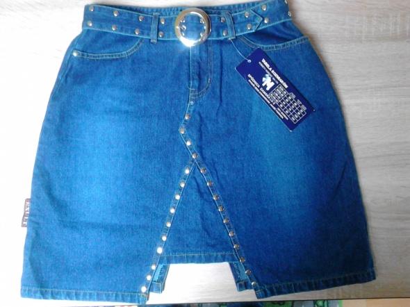 nowa spódniczka dżinsowa M 10zł