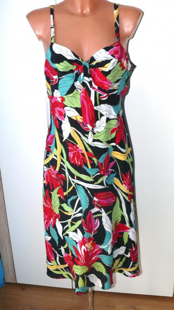 Sukienka Riviera w kwiaty 3840