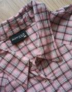damska koszula w kratkę