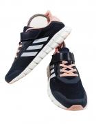 Adidas buty dziewczece Rapida Flex Jr rozm 375 dł wkł 24 cm...