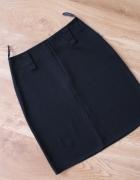 Czarna spódnica klasyczna 36 S...
