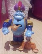 Figurka nakręcana Alladyn Dżiń małpka...