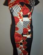 Sukienka tuba zip...