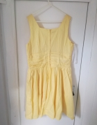 Sukienka APART żółta r 42...