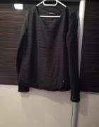 czarna bluzka L