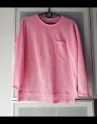 Różowa bluzka sweterek rozmiar M...