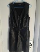 Sukienka Bershka czarna Mex 28...