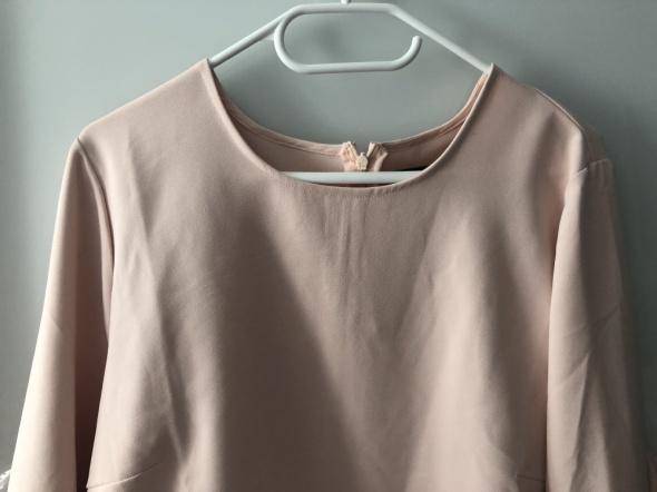 Nowa bluzka Reserved z falbankami 42