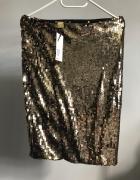 Nowa spódnica z cekinami firmy H&M...