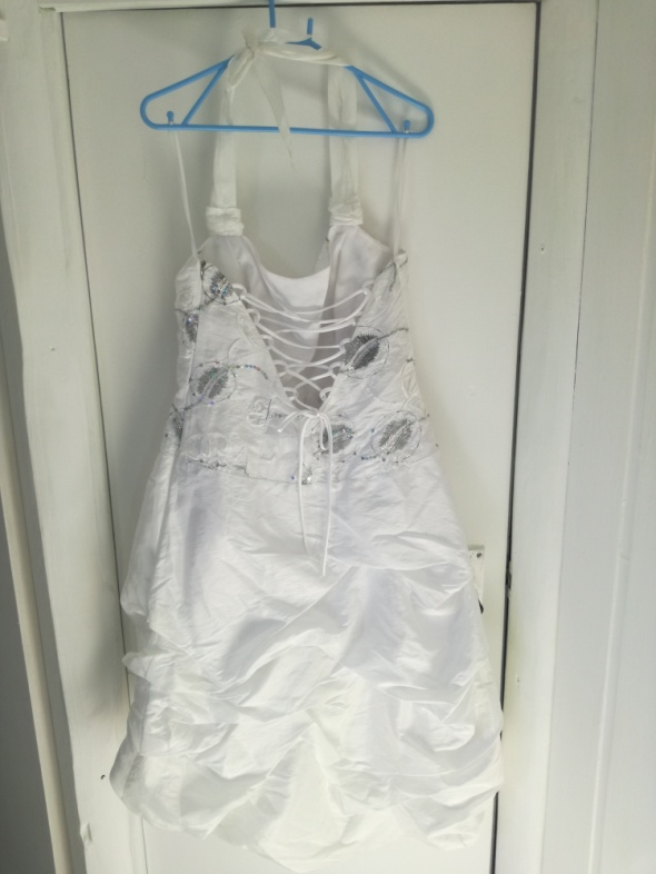 Suknie i sukienki Sukienka Fokus r 42 weselna