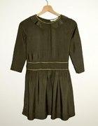 Sukienka Massimo Dutti PENSJONARKA roz158 XXS new