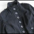 Wełniana KURTKA krótki płaszcz Dorothy Perkins 42 XL