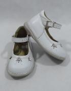 Rilo buty trzewiki dziewczęce ze skóry rozm 24 dł wkł 14 cm...