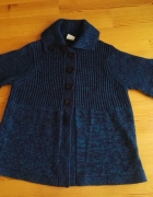 gruby sweter...