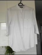 Zara klasyczna biała koszula minimalizm...