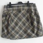 Śliczna mini spódnica w kratę H&M