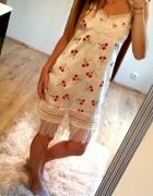 sukienka w serduszka river island Chelsea girl