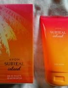 Surreal Island zestaw perfumowany edp 75 ml i balsam 150 ml