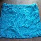 Koronkowa spódnica