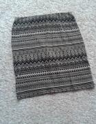 Tally Weijl aztec aztecka tuba ołówkowa spódnica...